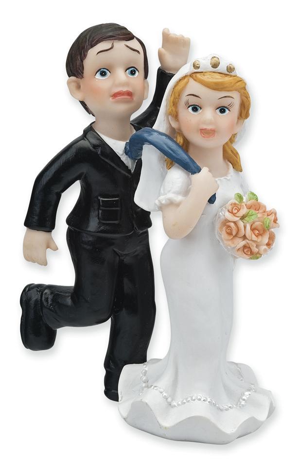Figúrky na svadobnú tortu - Obrázok č. 35