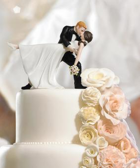 Figúrky na svadobnú tortu - Obrázok č. 36