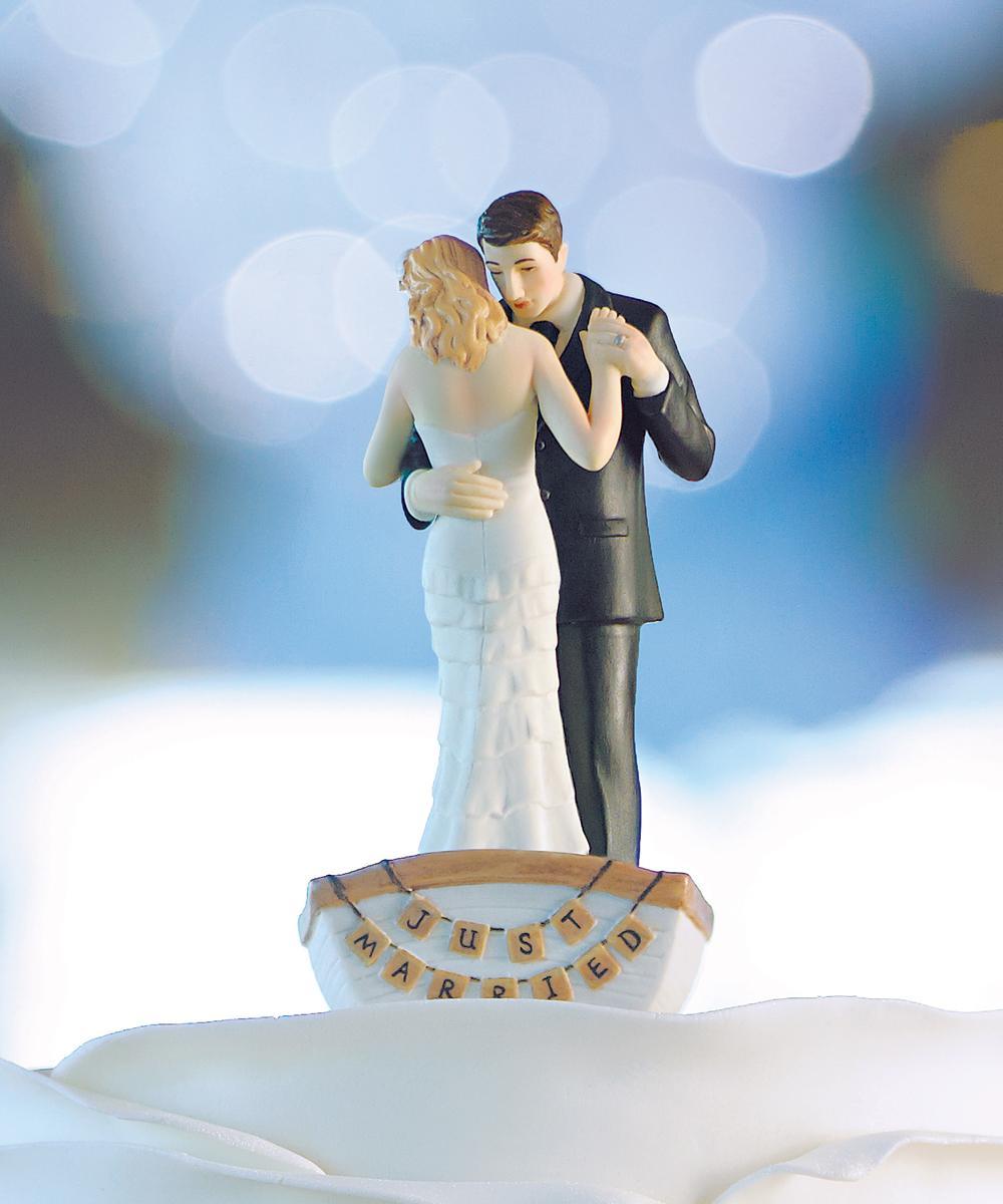 Figúrky na svadobnú tortu - Obrázok č. 40