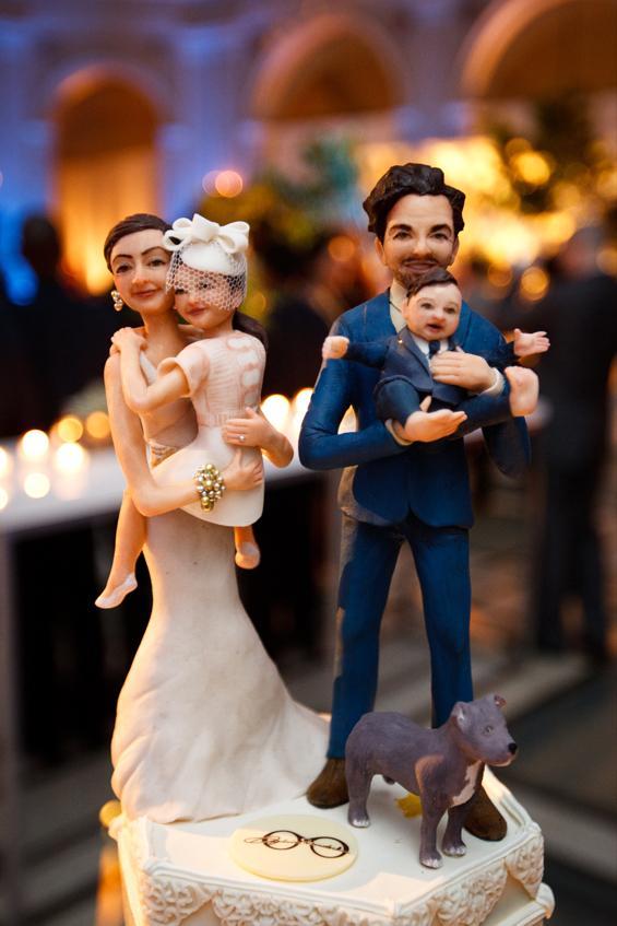 Figúrky na svadobnú tortu - Obrázok č. 42