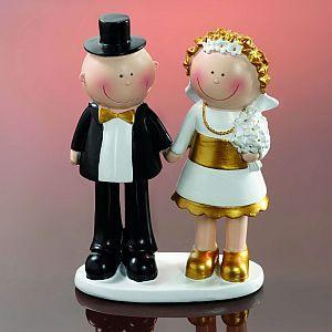 Figúrky na svadobnú tortu - Obrázok č. 49