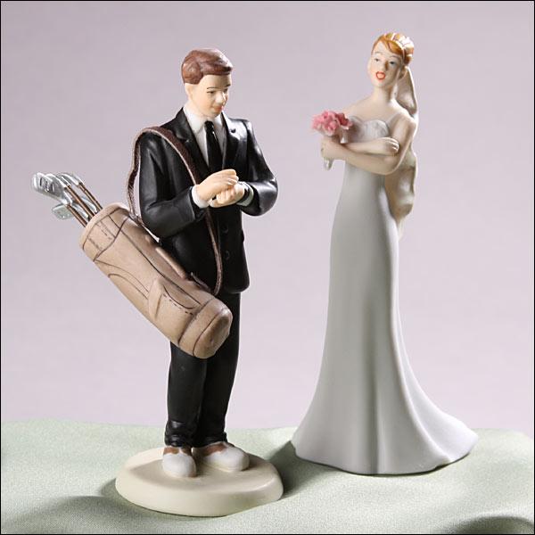 Figúrky na svadobnú tortu - Obrázok č. 50