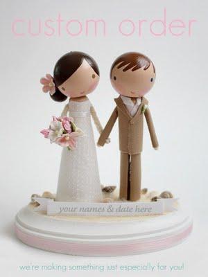 Figúrky na svadobnú tortu - Obrázok č. 81