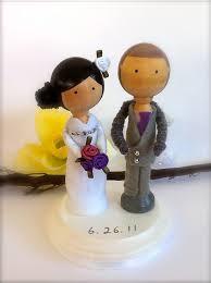 Figúrky na svadobnú tortu - Obrázok č. 100