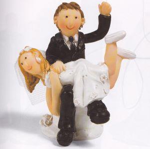 Figúrky na svadobnú tortu - Obrázok č. 55