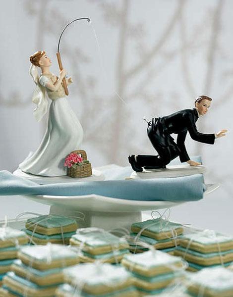 Figúrky na svadobnú tortu - Obrázok č. 56