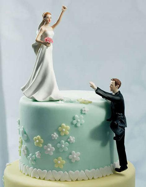 Figúrky na svadobnú tortu - Obrázok č. 57