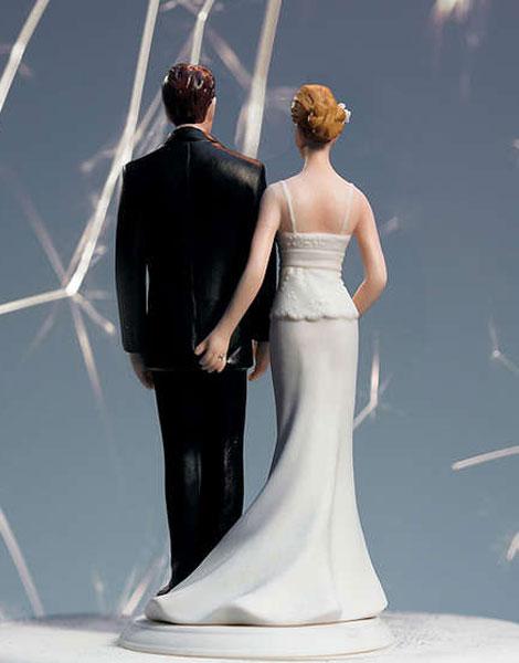Figúrky na svadobnú tortu - Obrázok č. 58