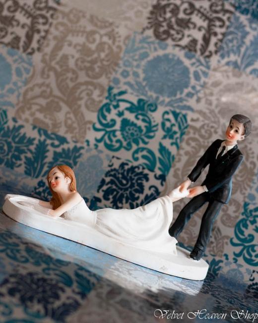 Figúrky na svadobnú tortu - Obrázok č. 72