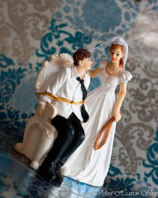 Figúrky na svadobnú tortu - Obrázok č. 75
