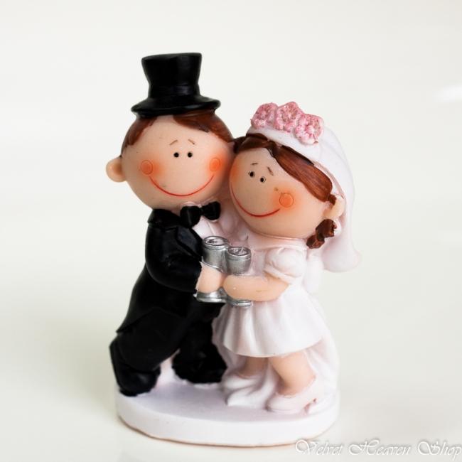 Figúrky na svadobnú tortu - Obrázok č. 76