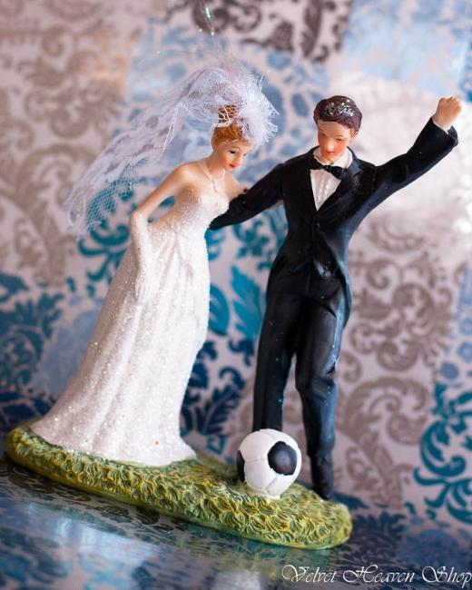 Figúrky na svadobnú tortu - Obrázok č. 77