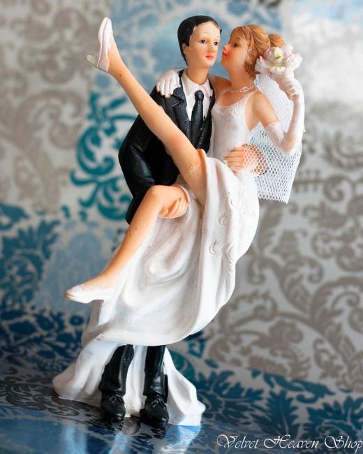 Figúrky na svadobnú tortu - Obrázok č. 79