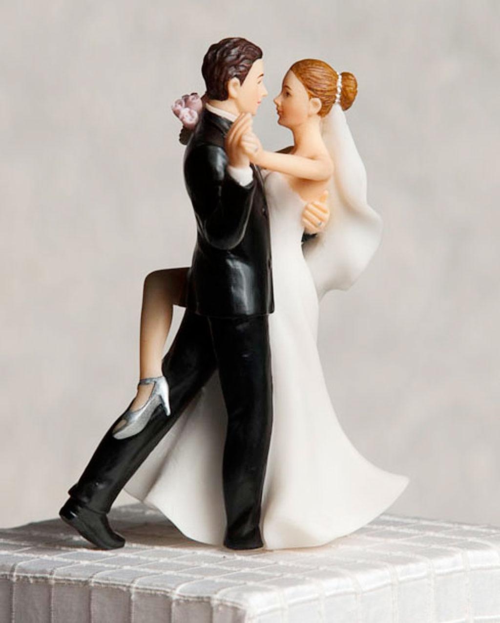 Figúrky na svadobnú tortu - Obrázok č. 80