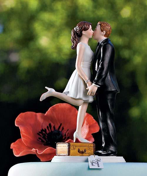 Figúrky na svadobnú tortu - Obrázok č. 82