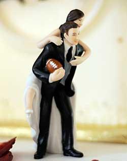 Figúrky na svadobnú tortu - Obrázok č. 84