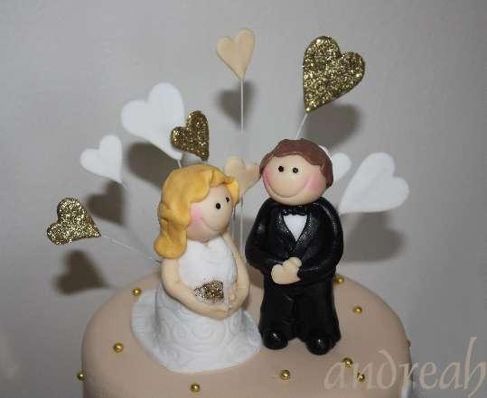 Figúrky na svadobnú tortu - Obrázok č. 89