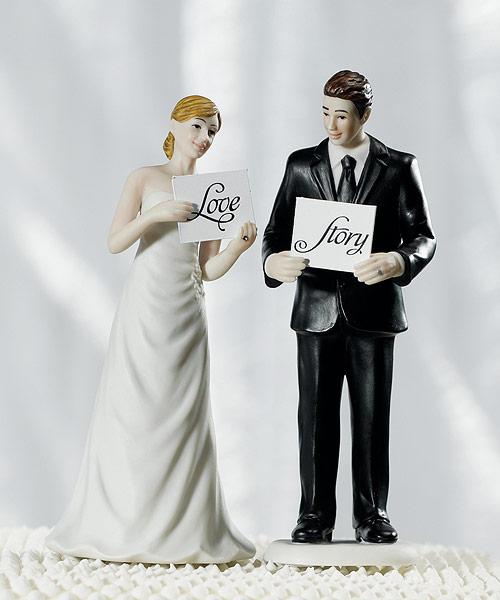 Figúrky na svadobnú tortu - Obrázok č. 93