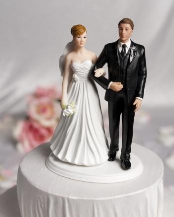 Figúrky na svadobnú tortu - Obrázok č. 94