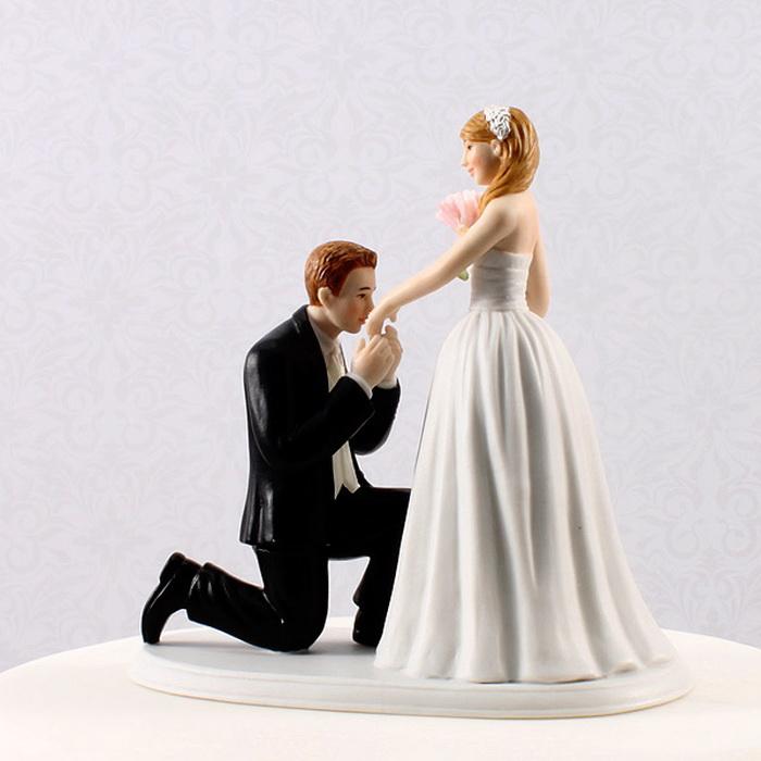 Figúrky na svadobnú tortu - Obrázok č. 95