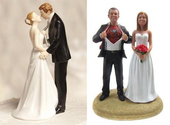 Figúrky na svadobnú tortu - Obrázok č. 99