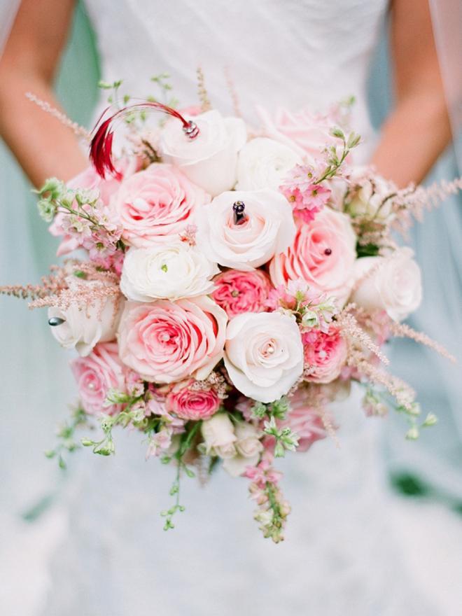 Ružové kytice inšpirácie - Obrázok č. 1