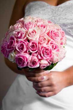 Ružové kytice inšpirácie - Obrázok č. 2
