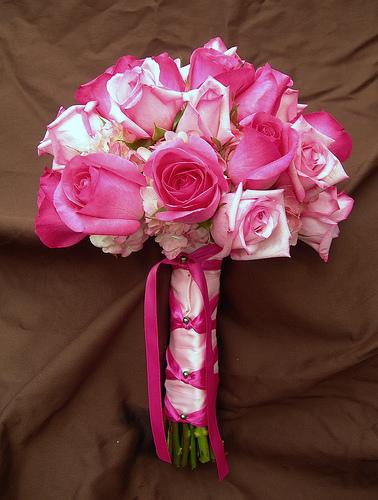 Ružové kytice inšpirácie - Obrázok č. 3