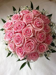 Ružové kytice inšpirácie - Obrázok č. 6