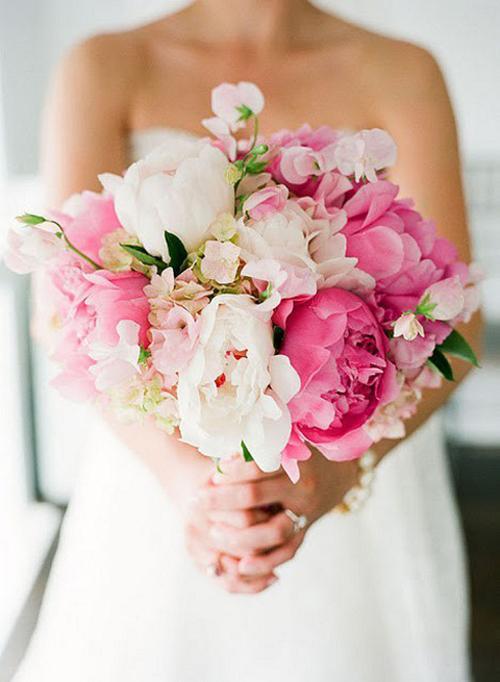 Ružové kytice inšpirácie - Obrázok č. 7