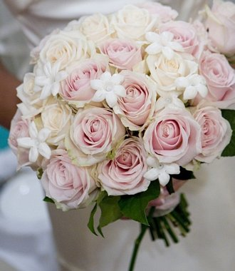 Ružové kytice inšpirácie - Obrázok č. 11