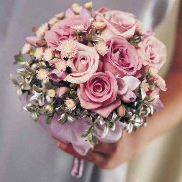 Ružové kytice inšpirácie - Obrázok č. 12