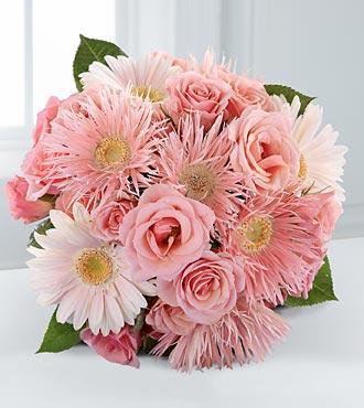 Ružové kytice inšpirácie - Obrázok č. 14