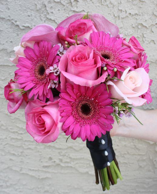 Ružové kytice inšpirácie - Obrázok č. 15