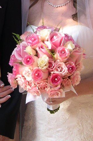 Ružové kytice inšpirácie - Obrázok č. 17
