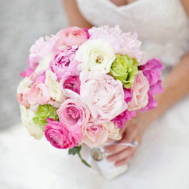 Ružové kytice inšpirácie - Obrázok č. 18