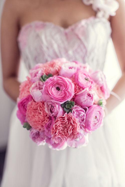 Ružové kytice inšpirácie - Obrázok č. 26