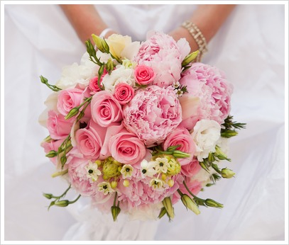 Ružové kytice inšpirácie - Obrázok č. 27