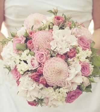 Ružové kytice inšpirácie - Obrázok č. 33