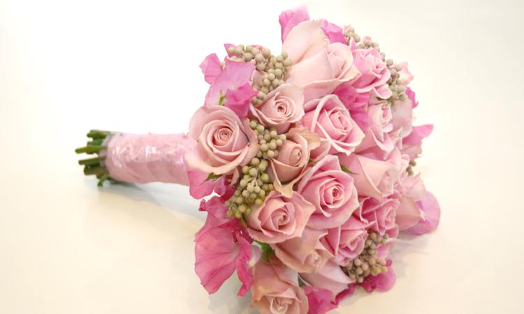 Ružové kytice inšpirácie - Obrázok č. 36