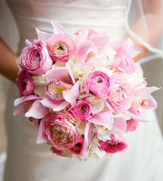 Ružové kytice inšpirácie - Obrázok č. 37