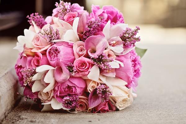 Ružové kytice inšpirácie - Obrázok č. 38