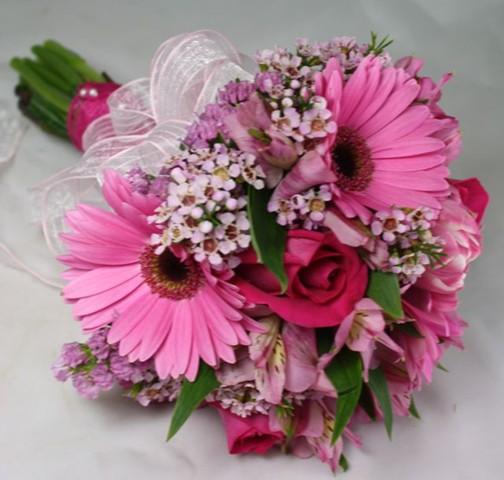 Ružové kytice inšpirácie - Obrázok č. 42