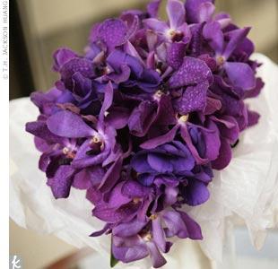 Fialové kytice inšpirácie - Obrázok č. 39