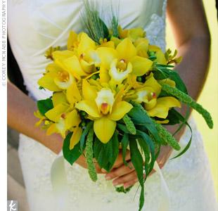 Žlté kytice inšpirácie - Obrázok č. 3