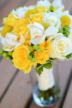 Žlté kytice inšpirácie - Obrázok č. 5