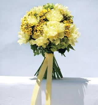 Žlté kytice inšpirácie - Obrázok č. 6