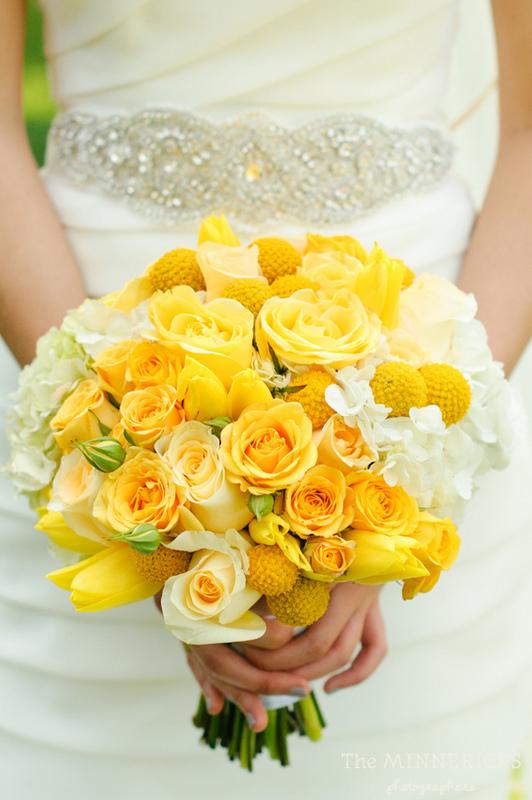 Žlté kytice inšpirácie - Obrázok č. 7