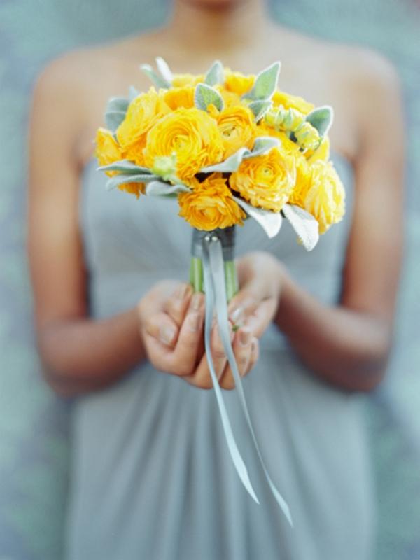 Žlté kytice inšpirácie - Obrázok č. 8