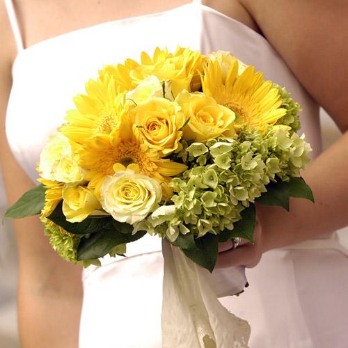 Žlté kytice inšpirácie - Obrázok č. 15